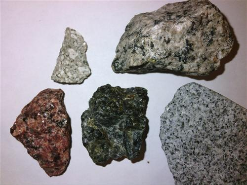 Cooper, Nick / Rocks and Minerals