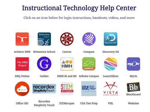 Technology Help Center