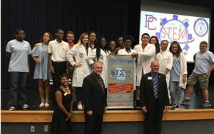 pchs stem certification celebration