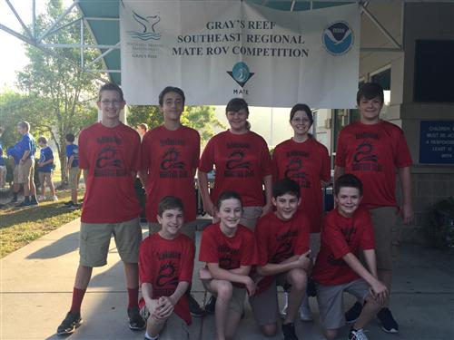 Sea Dragons Scout Division