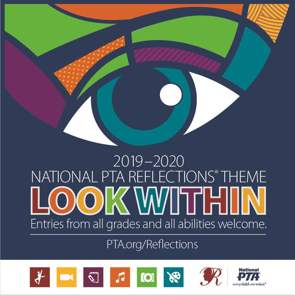 PTSA Reflections 2020-2021 Rules and Registration