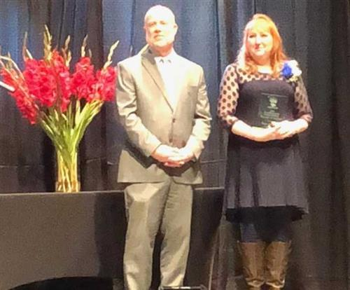 Paulding County Teacher of the Year