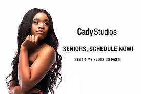 Schedule your Senior Portrait Sessions through Cady Studios!