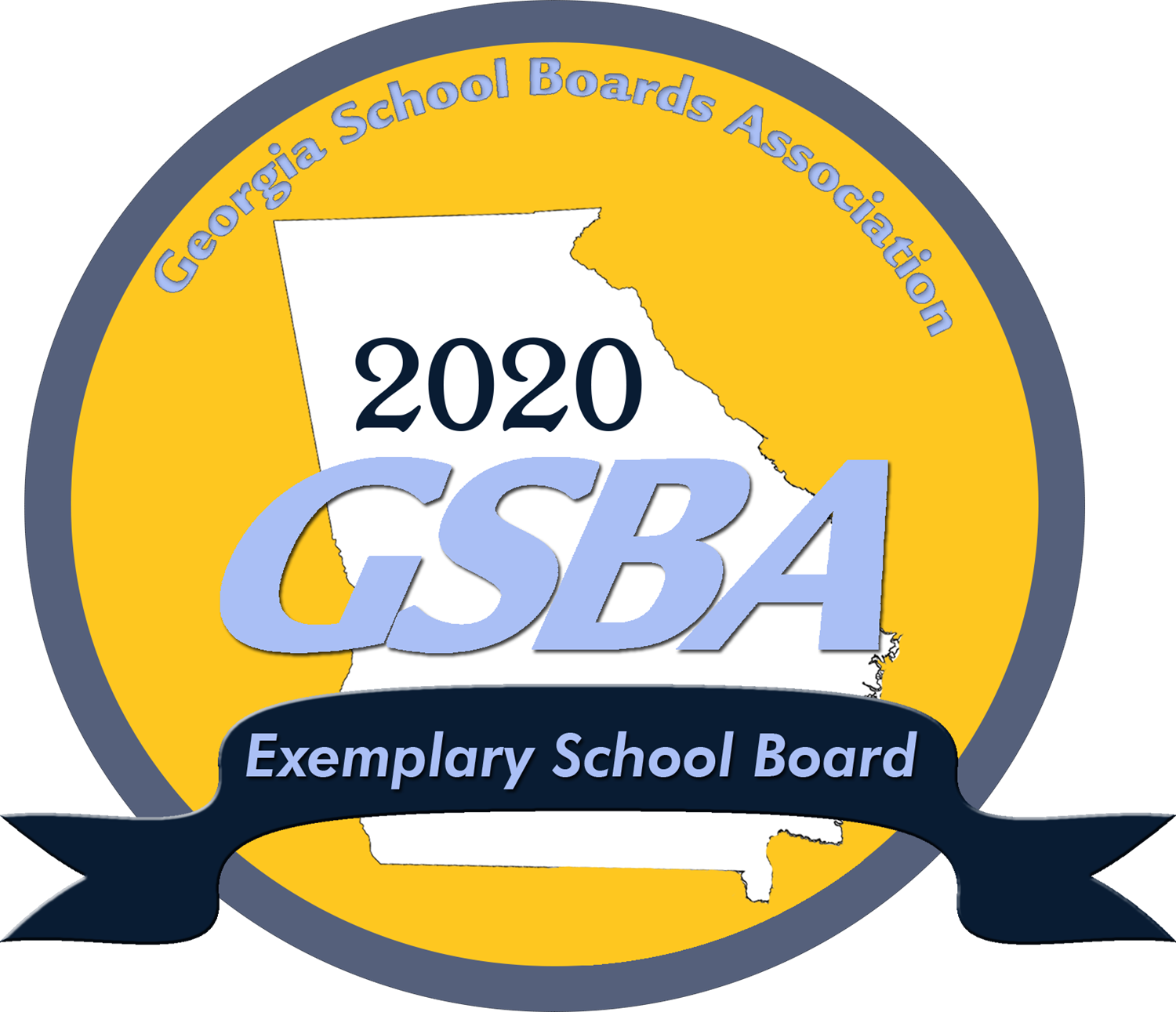 School Board Earns GSBA Exemplary Status