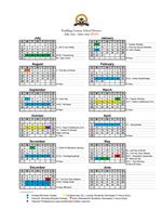 Cms Calendar 2022 2023.July January August February September March October April November May December June