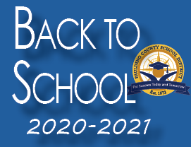 2020-2021 School Year / COVID Information
