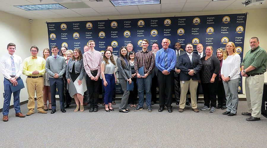 School Board Recognitions Feb. 11, 2020