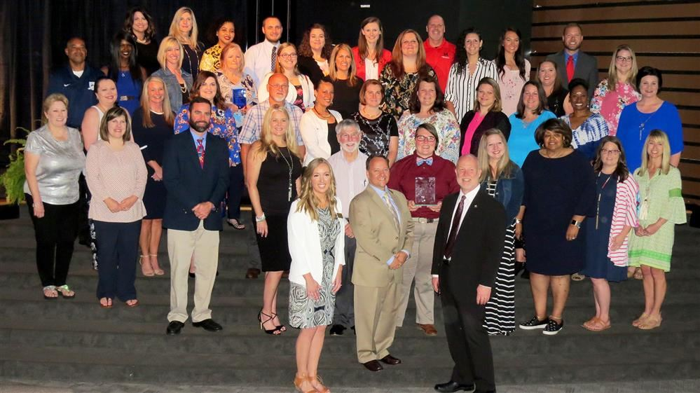 Congrats to 2020 PCSD Teachers of the Year!
