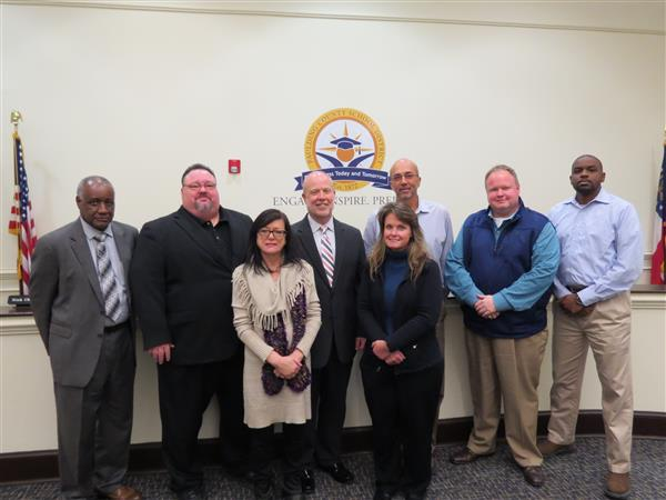 pcsd board of education