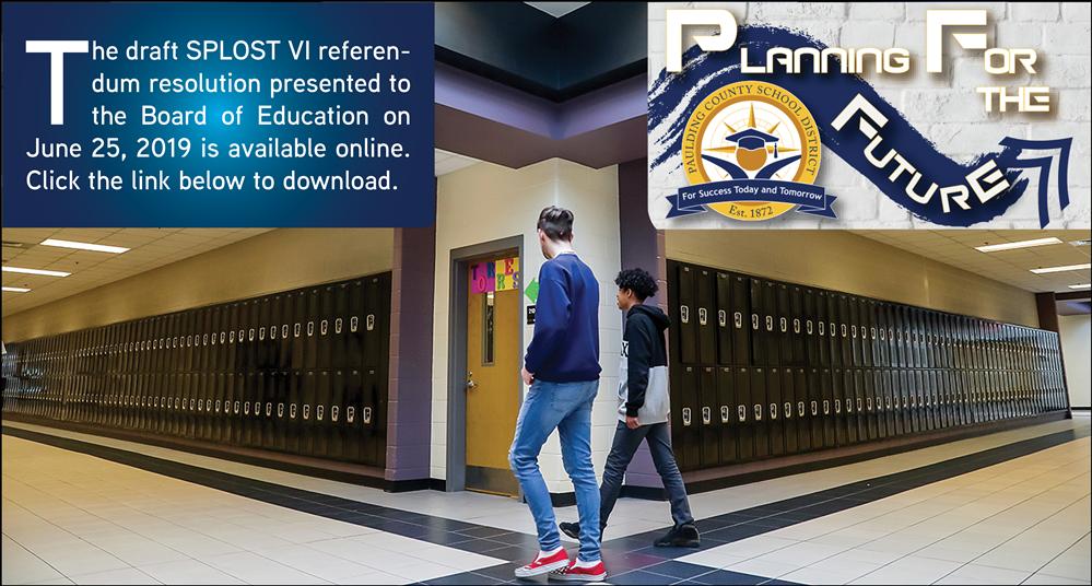 Paulding County School District / Homepage