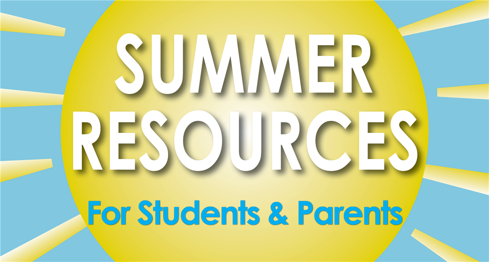 Summer Academic Resources for Students