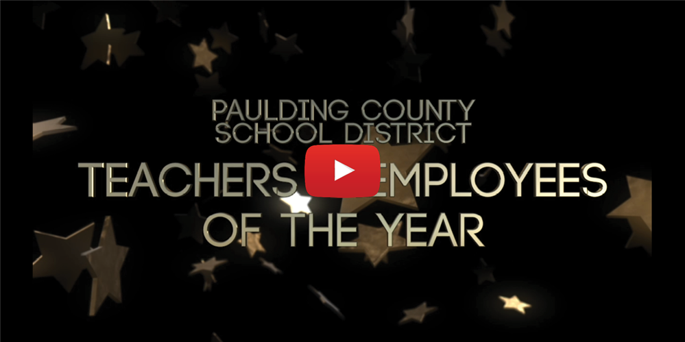 Teachers/Employees of the Year Video