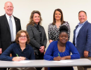 PCSD REACH Scholars Sign Scholarships