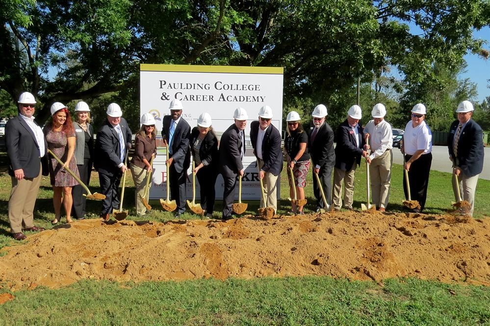 PCSD Breaks Ground for Construction of New College & Career Academy