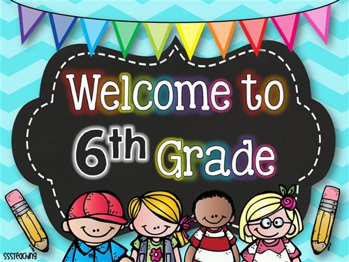 Welcome to 6th Grade! - Mrs. Esther Fernandez-Cuervo - Henry S. West  Laboratory School