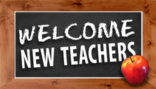 New Teacher Logo