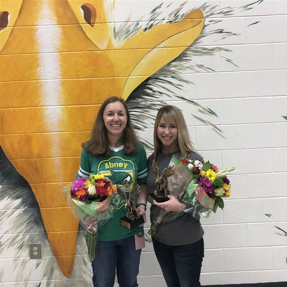 Congratulations to our 2018-2019 TOTY and ParaOTY